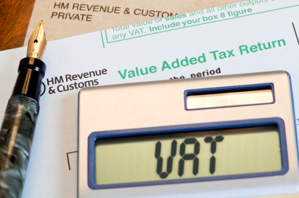 VAT tax return and VAT controls by our staff